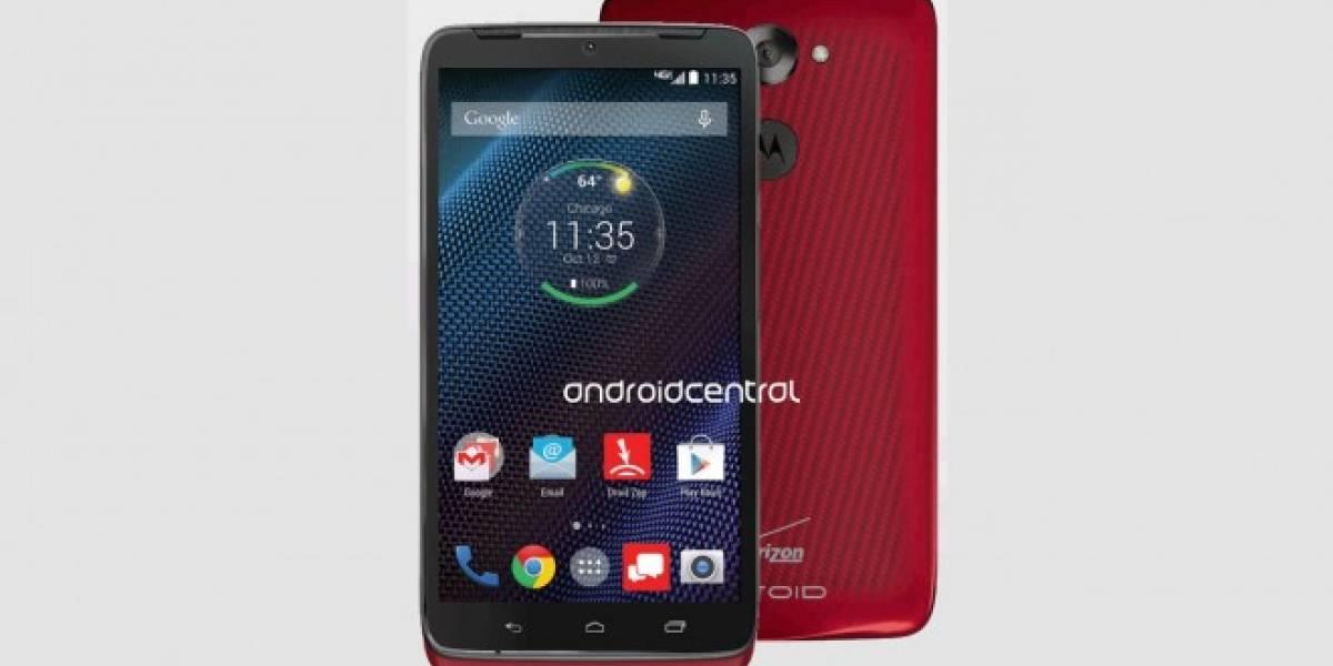 Aparecen imágenes e información oficial del Motorola Droid Turbo