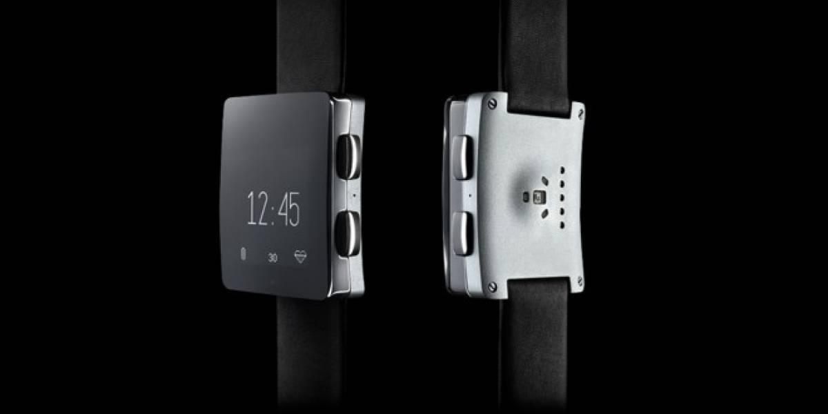 Wellograph, un reloj inteligente compatible con las principales plataformas móviles