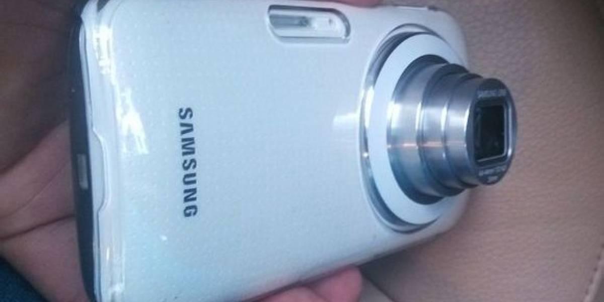 Samsung Galaxy K en imágenes filtradas
