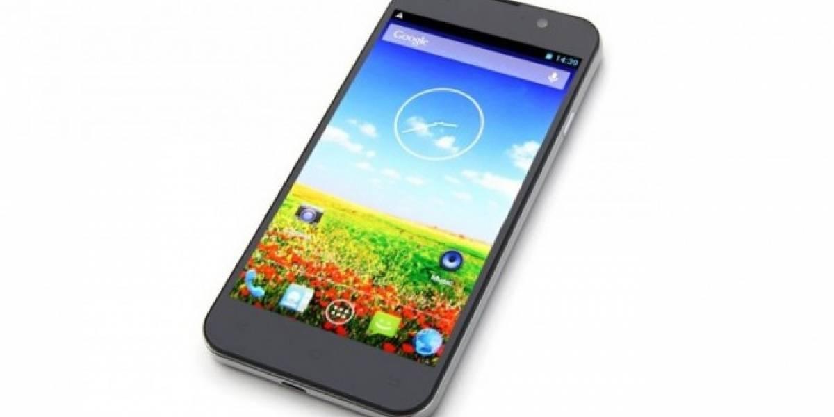 Eton Thor, el smartphone Android con batería de 5000mAh