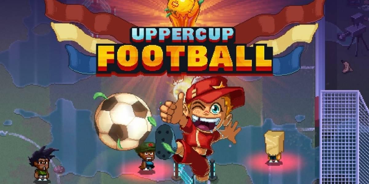Uppercup Football, el juego de fútbol más antifutbol
