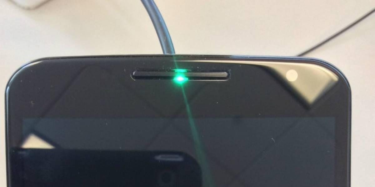 Es posible usar el LED del Nexus 6 para las notificaciones