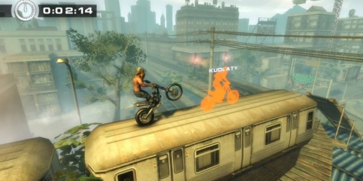 Urban Trials Freestyle es parte de la colección de PS Plus en Vita