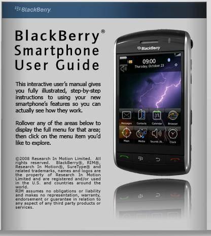 para so ar ya disponible el manual de usuario interactivo de la rh fayerwayer com BlackBerry Bold User Guide BlackBerry Priv User's Guide