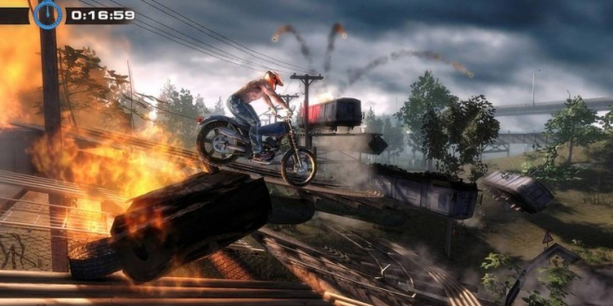 Urban Trial Freestyle muestra su versión de PS Vita en un nuevo video