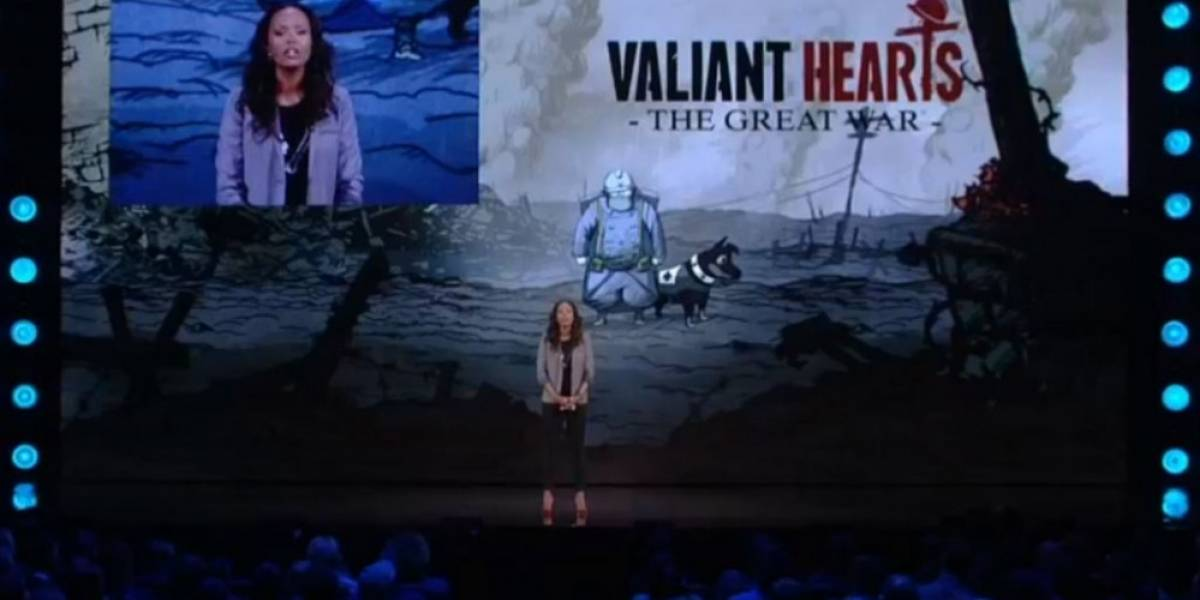 Valiant Hearts: The Great War tiene nuevo trailer #E32014