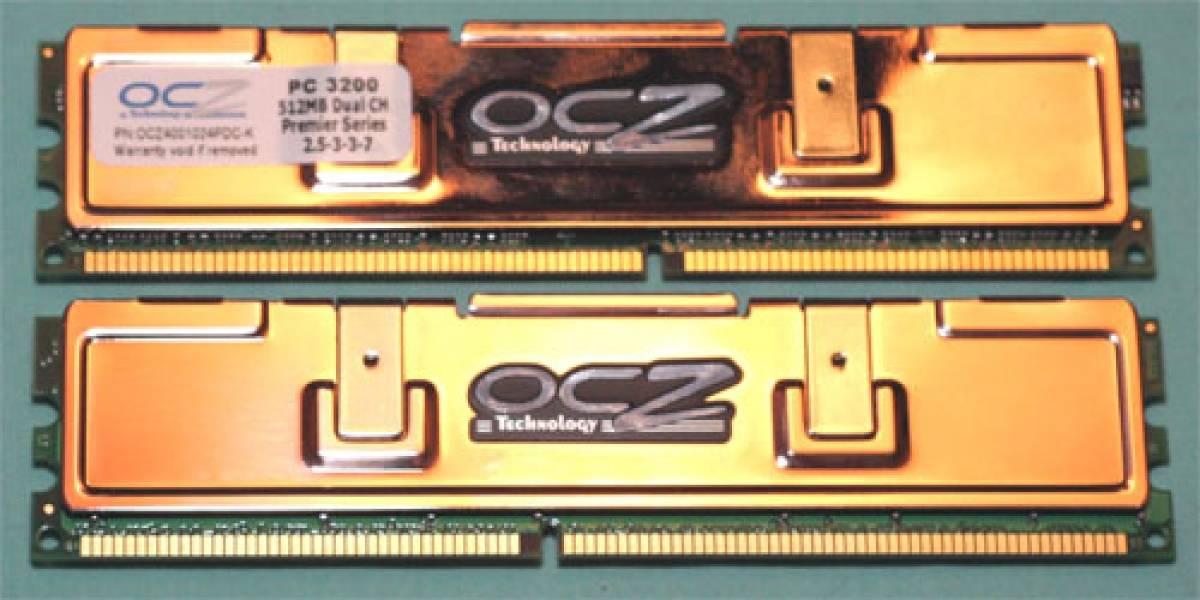 OCZ dejará parcialmente de lado las memorias RAM