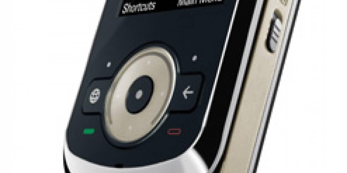 Motorola anuncia nuevo equipo con cámara de 5 MP