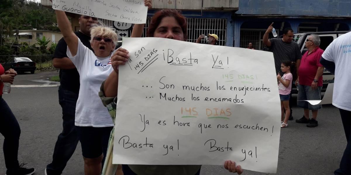 Residentes de Vega Alta alegan discriminación por parte del gobierno