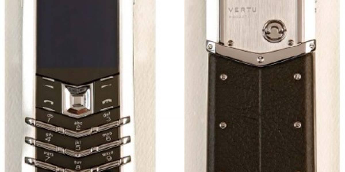 El Vertu Signature S Design fue confirmado