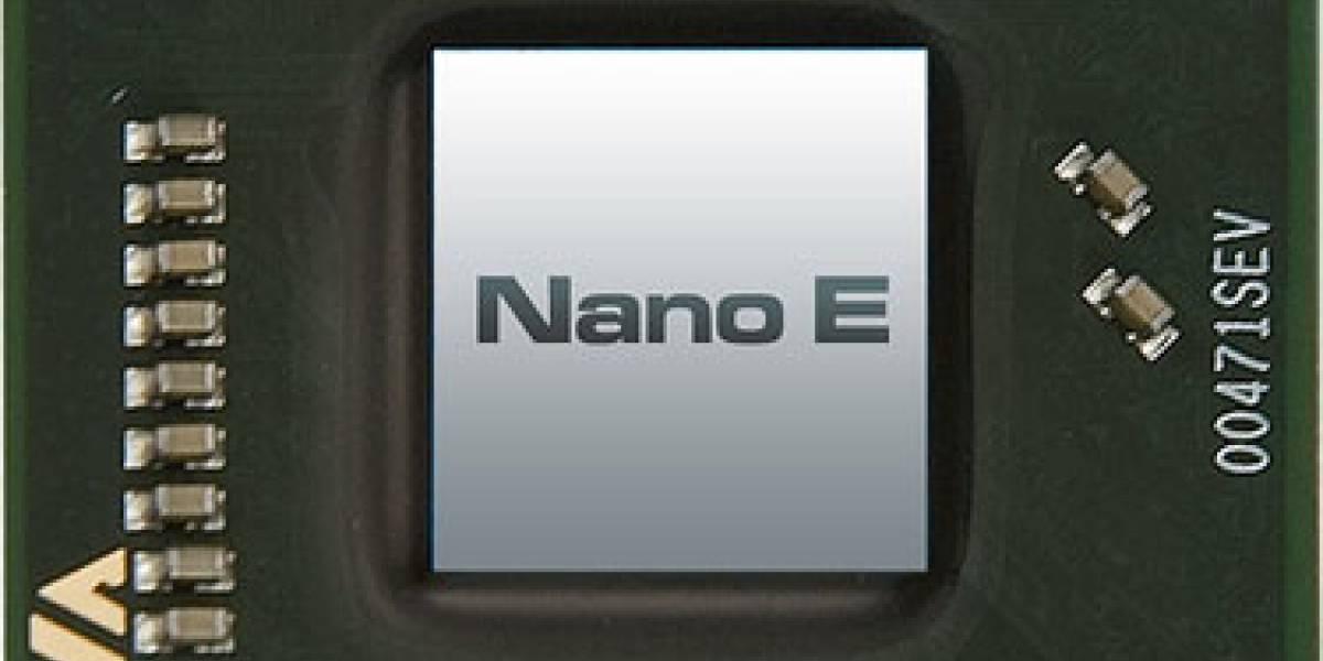 Nano E: El nuevo microprocesador de VIA
