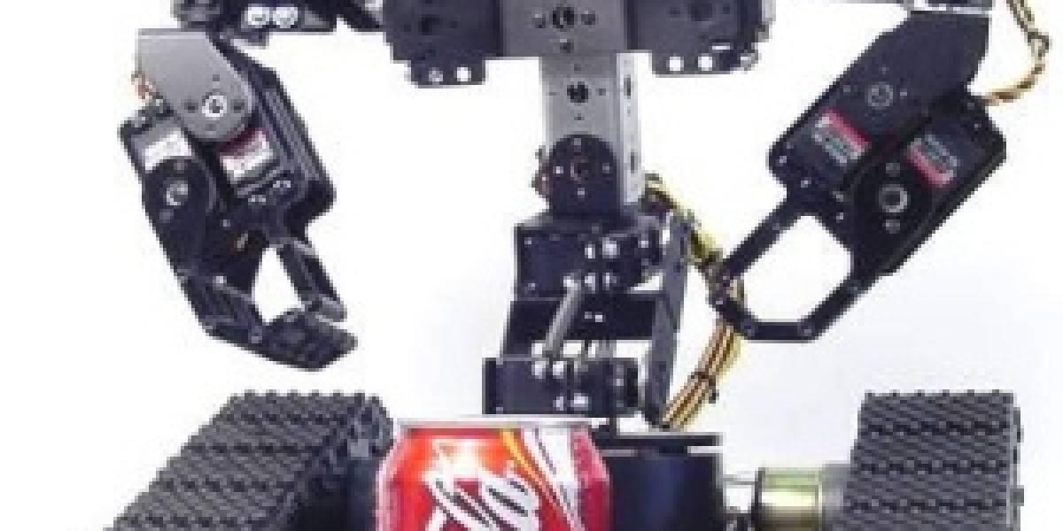 VIA nos muestra sus robots con placas Pico-ITX