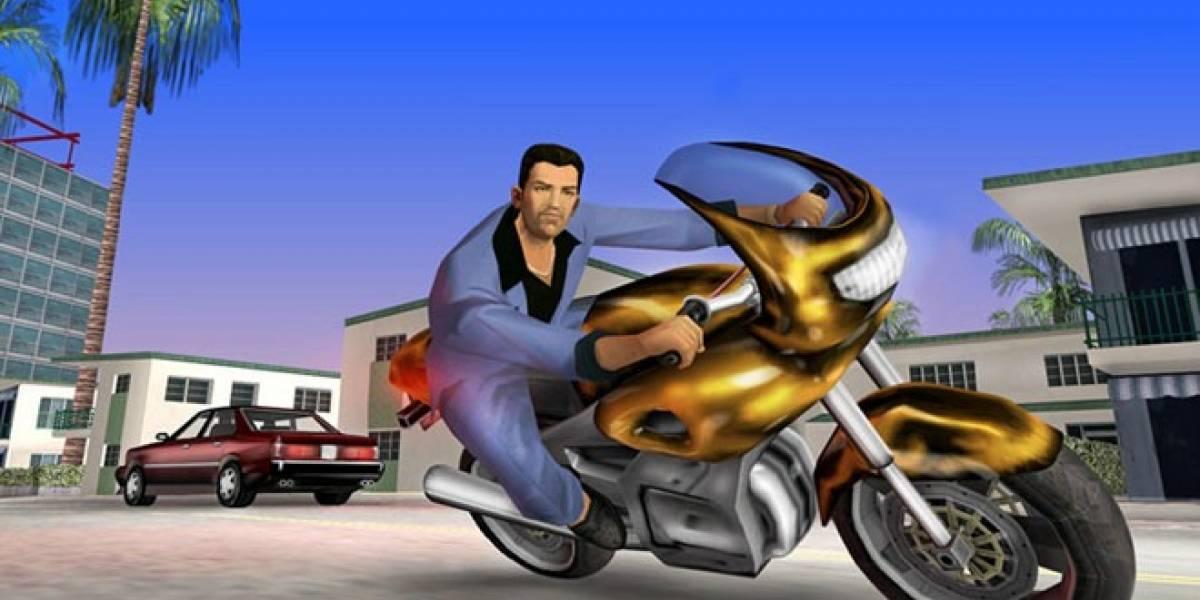 Grand Theft Auto: Vice City llega PSN la próxima semana