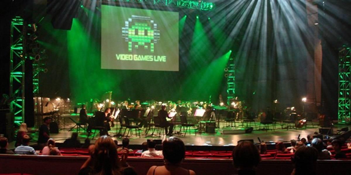 Video Games Live anuncia sus fechas para cuatro países de Latinoamérica