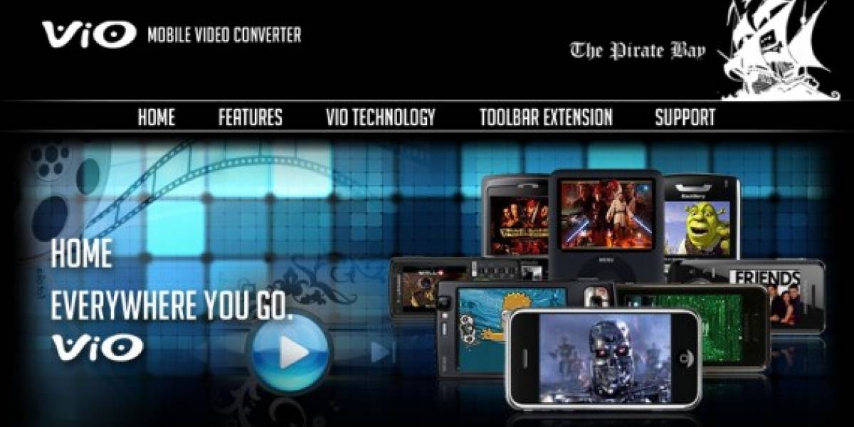 W Labs: ViO mobile video converter