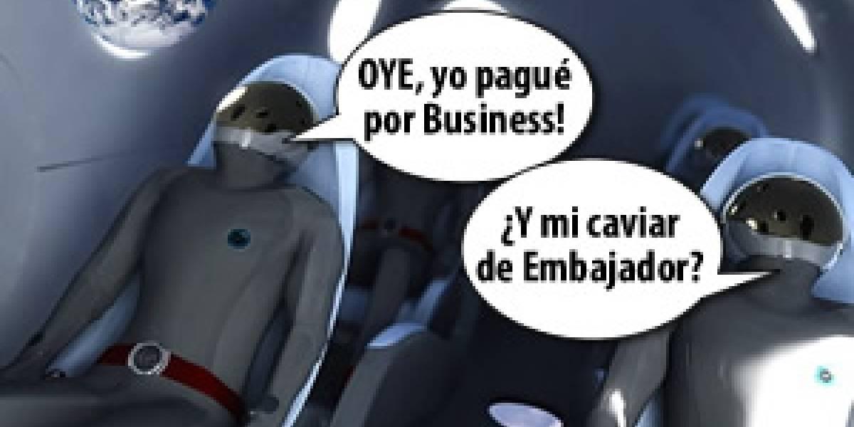 """Se busca """"Embajador Espacial"""" para viajar en Virgin Galactic"""