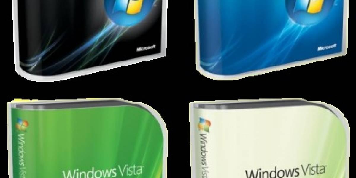 Feliz cumpleaños, querido Windows Vista