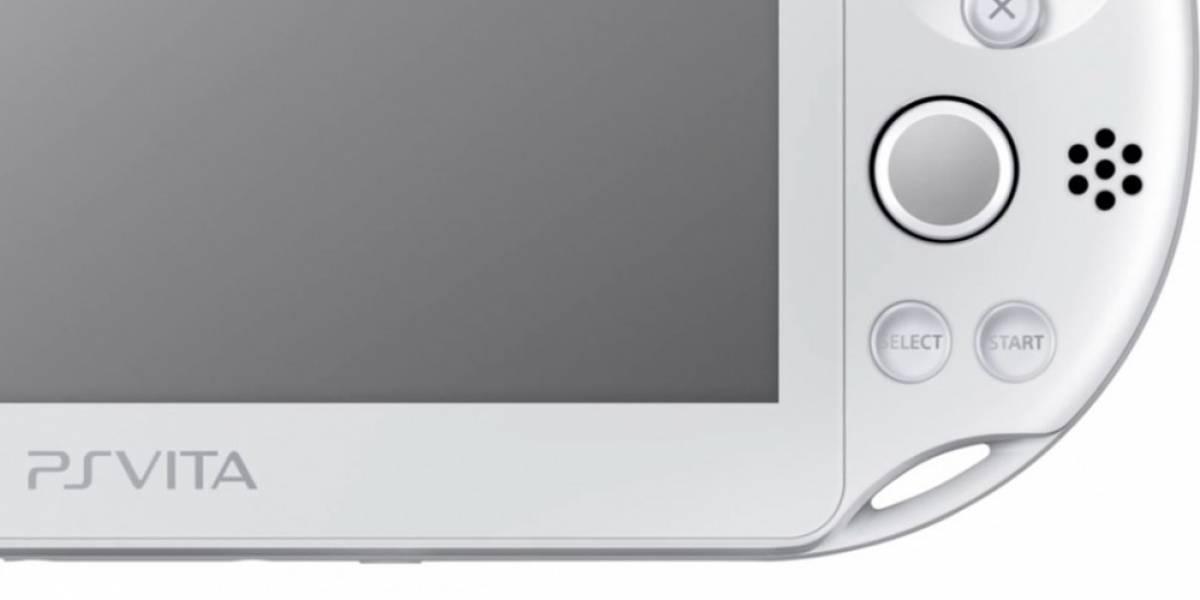 Así se ve la pantalla LCD de la nueva Vita al lado de la antigua