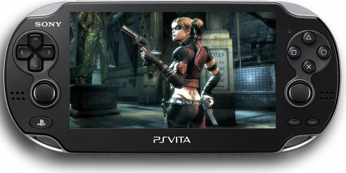 Injustice: Gods Among Us podría aparecer en la PlayStation Vita