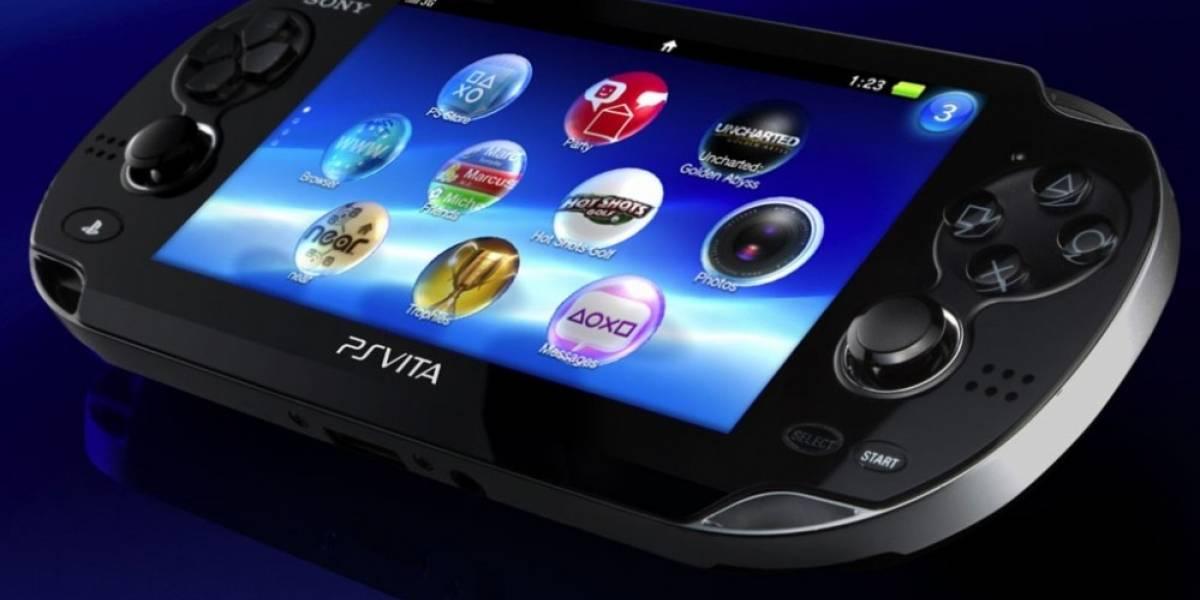 La nueva PS Vita registra alta demanda en Estados Unidos