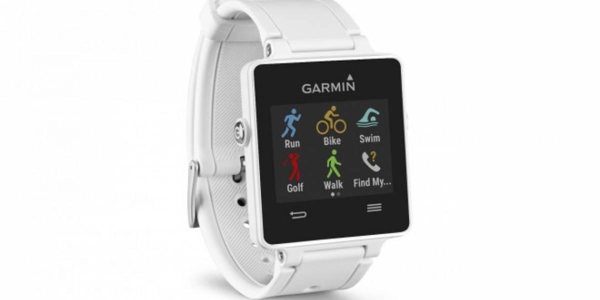 Garmin anuncia la llegada de su nuevo smartwatch Vívoactive a Chile