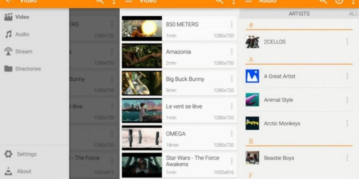 VLC ahora disponible en versión estable para Android [Actualizado]