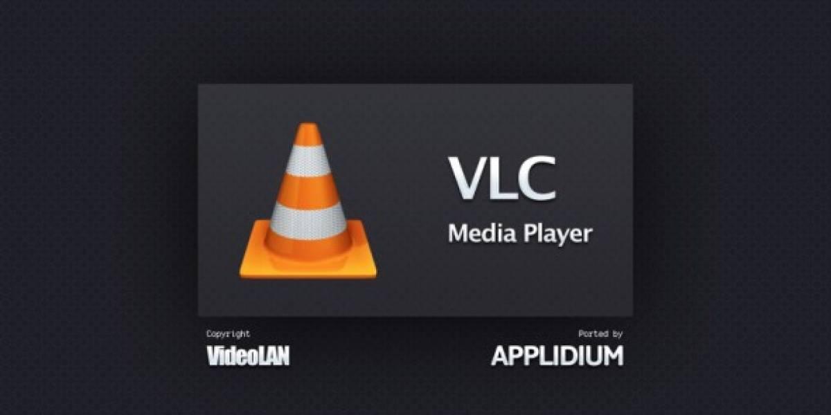 VLC llega al App Store