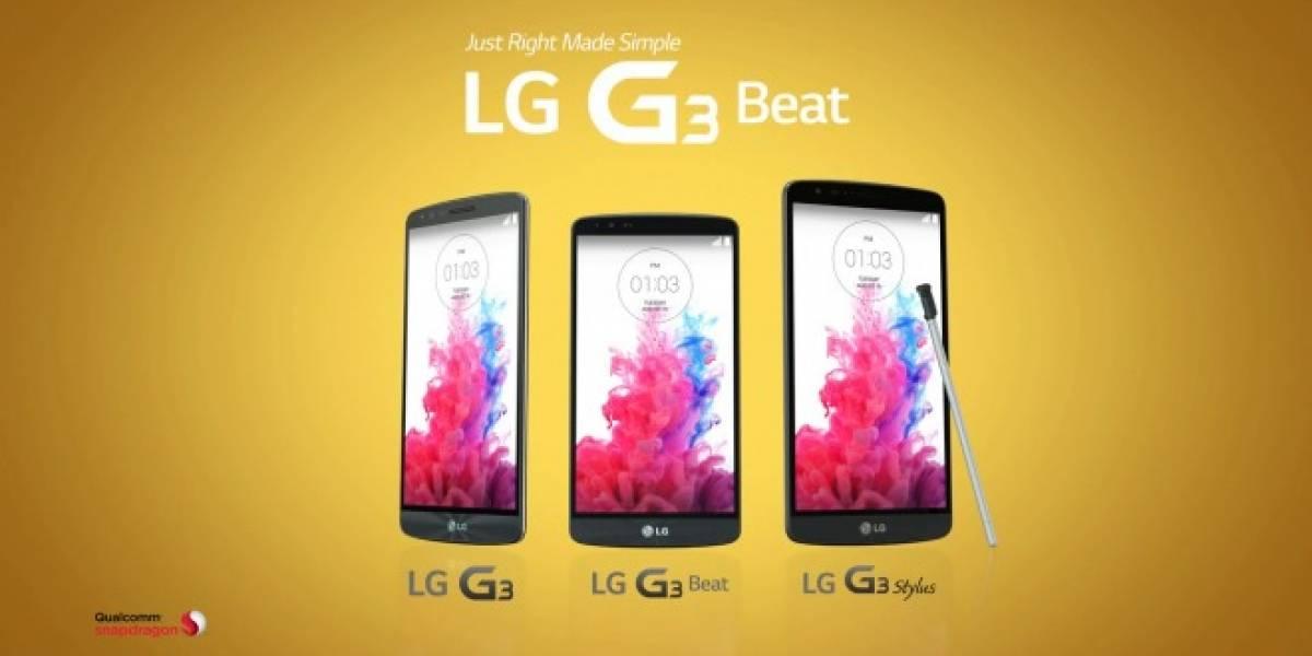 Aparece en video un nuevo LG G3 Stylus