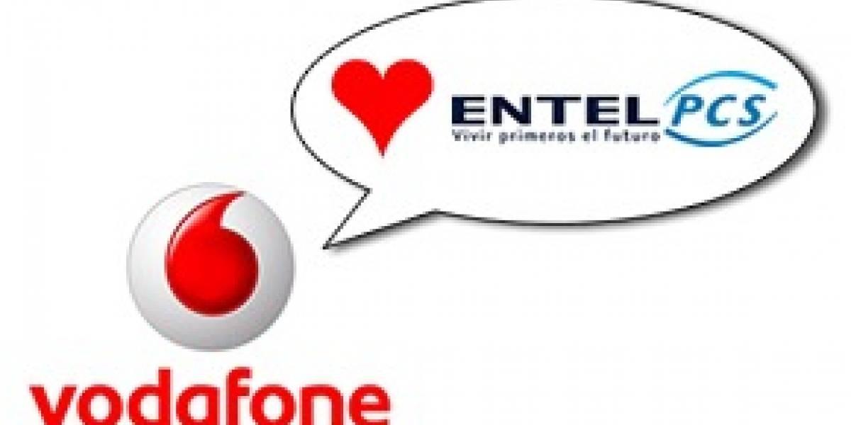 Vodafone y Entel PCS firman acuerdo de Roaming y Equipos