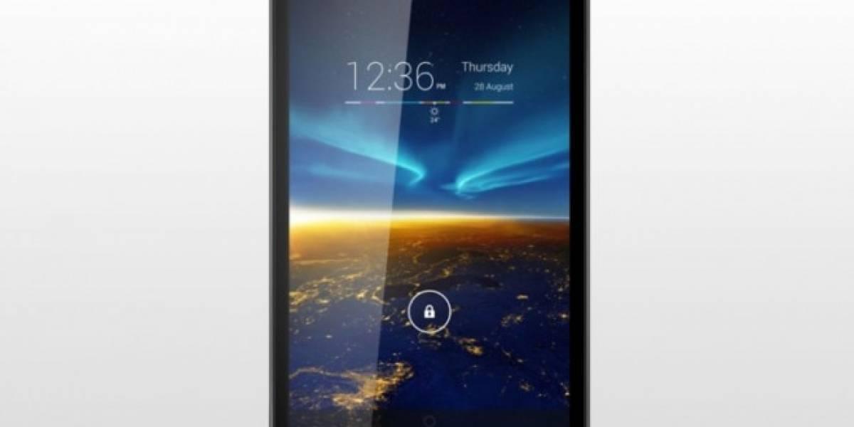 La nueva tablet Vodafone Smart Tab 4 será de 8 pulgadas