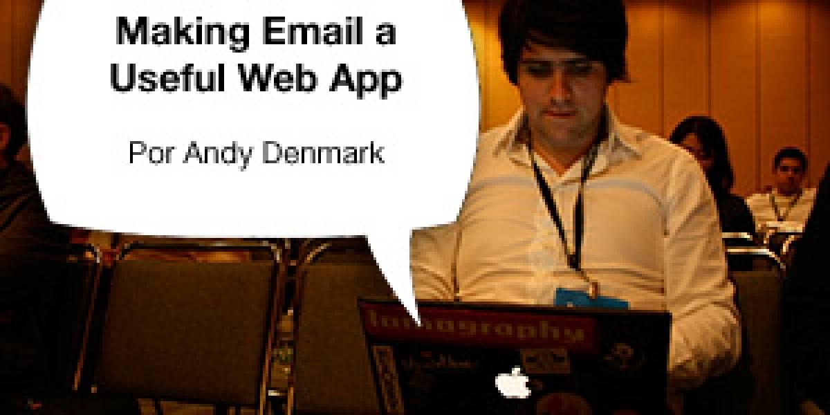 W2X: El email como una herramienta web