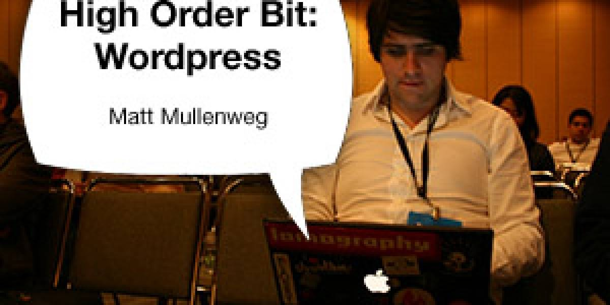 W2X: Matt Mullenweg y Wordpress