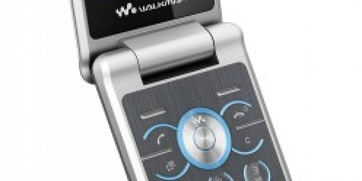 CES09: Sony Ericsson W508 Walkman