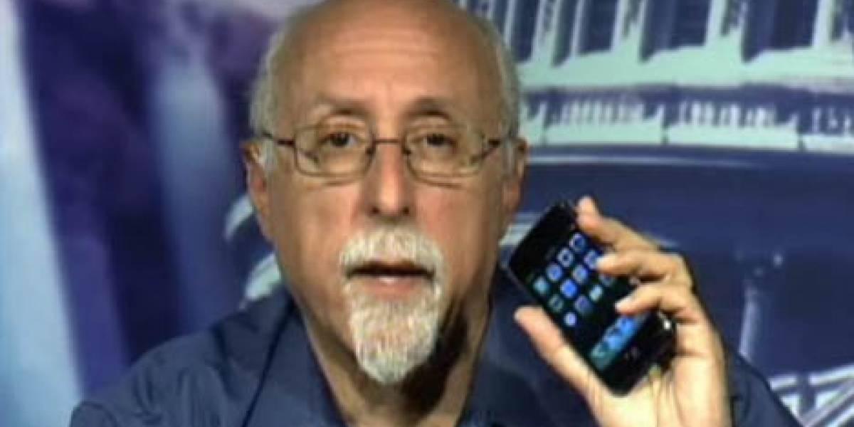 Walt Mossberg no recomienda usar el nuevo MobileMe de Apple