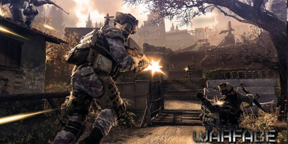 Warface se lanza en Steam