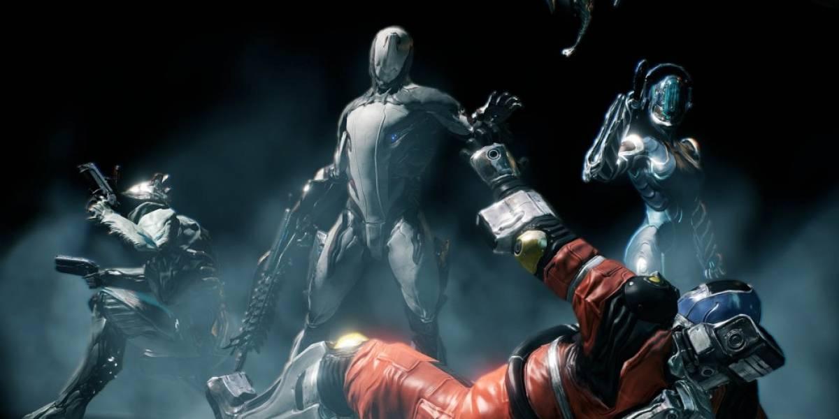 Warframe prepara su estreno en PS4 con nuevo tráiler