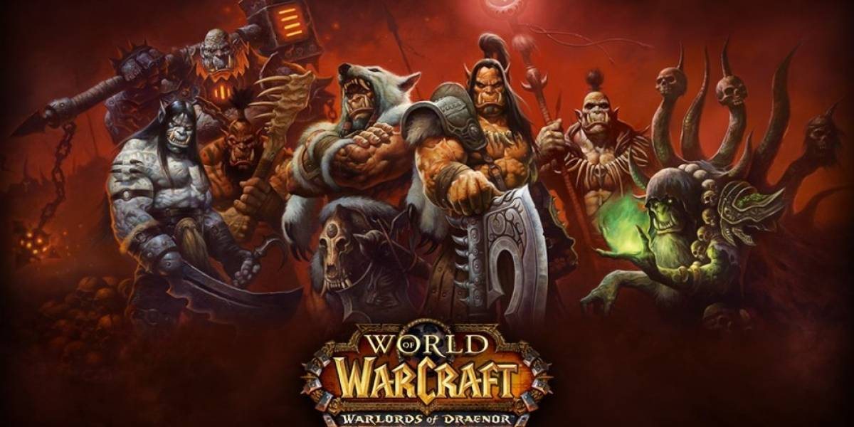 Warlords of Draenor es la nueva expansión de World of Warcraft