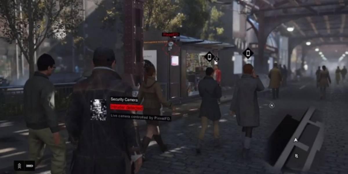Ubisoft ofrece los primeros detalles del multijugador de Watch Dogs #E3