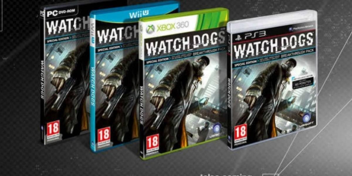 Watch Dogs tendrá 60 minutos de contenido adicional en PS3 y PS4