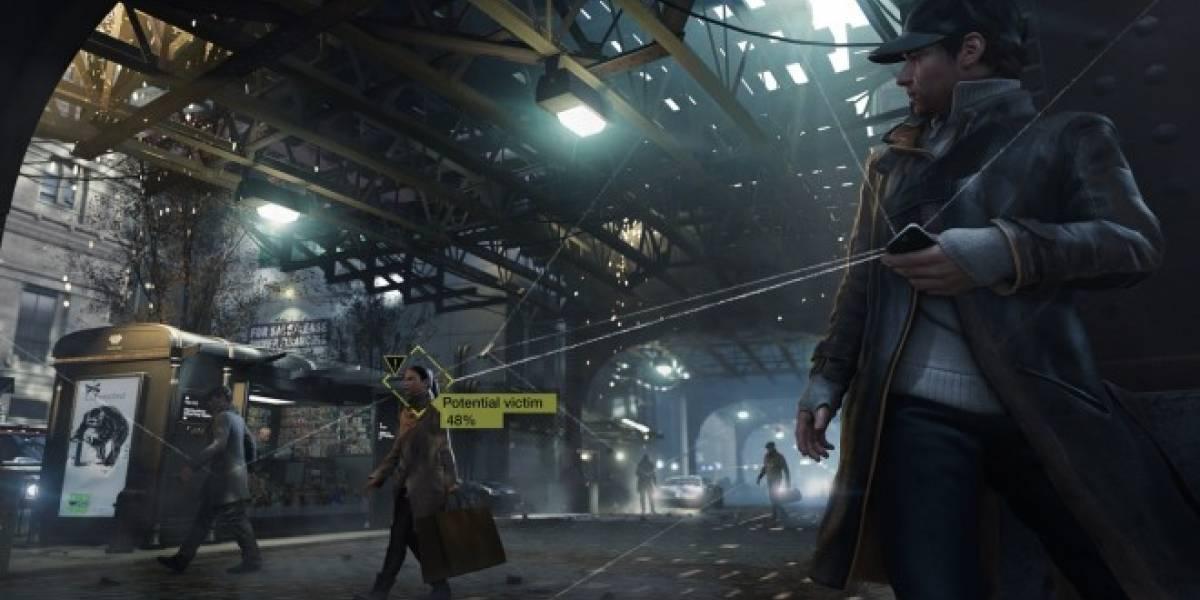 Se filtra video de Watch Dogs antes de la presentación de Ubisoft en #E3 (Actualizado)