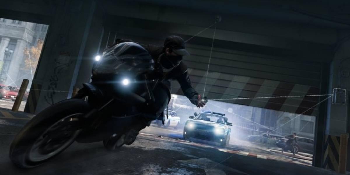 Ubisoft tiene altas expectativas de venta para Watch Dogs