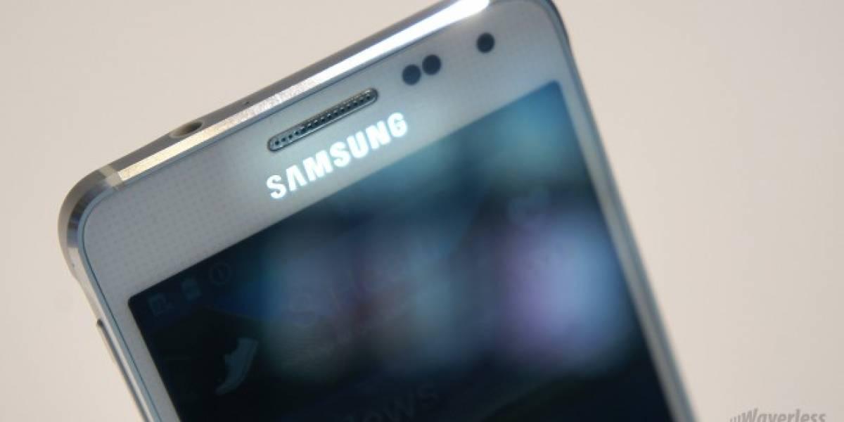 Esta gráfica explica el dominio de Samsung en Android
