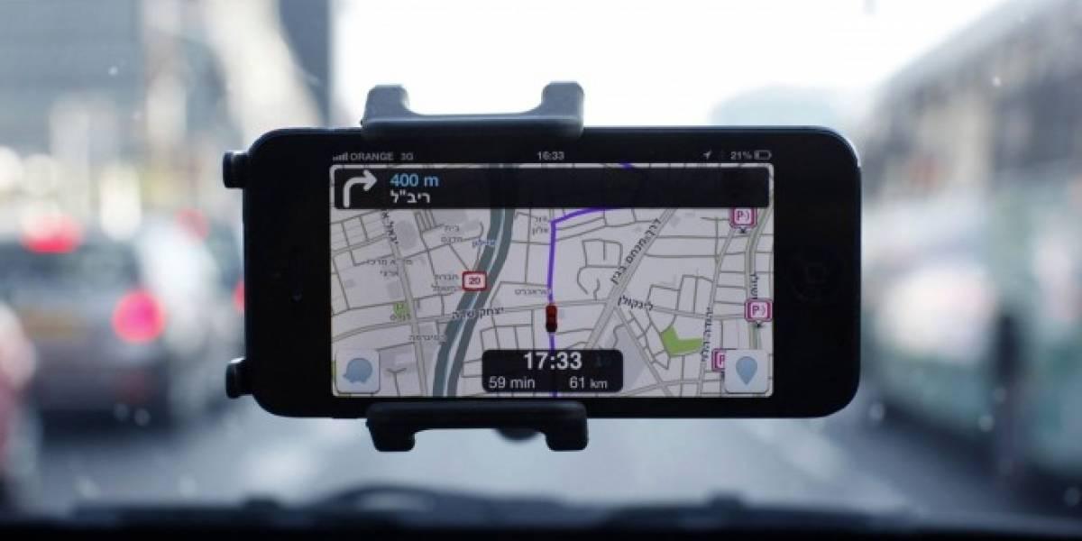 Policía estadounidense pide a Google que Waze no revele su ubicación
