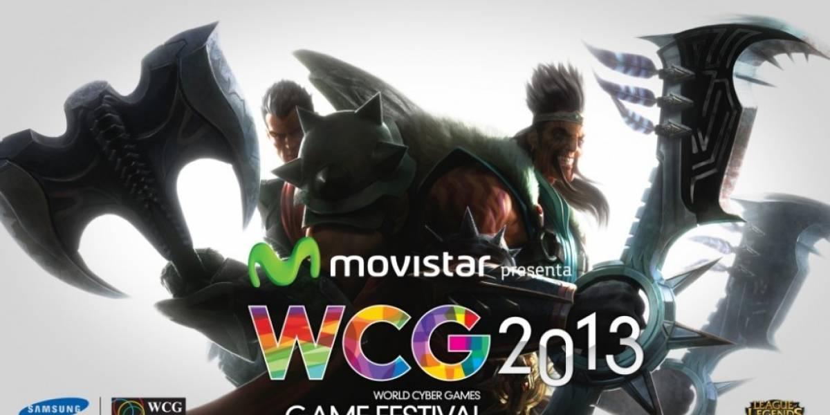 Esta es la programación de los Word Cyber Games Chile 2013