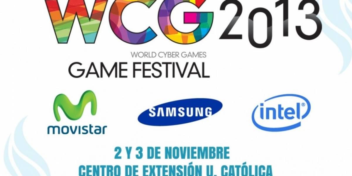 Ya pueden adquirir las entradas para World Cyber Games Chile 2013