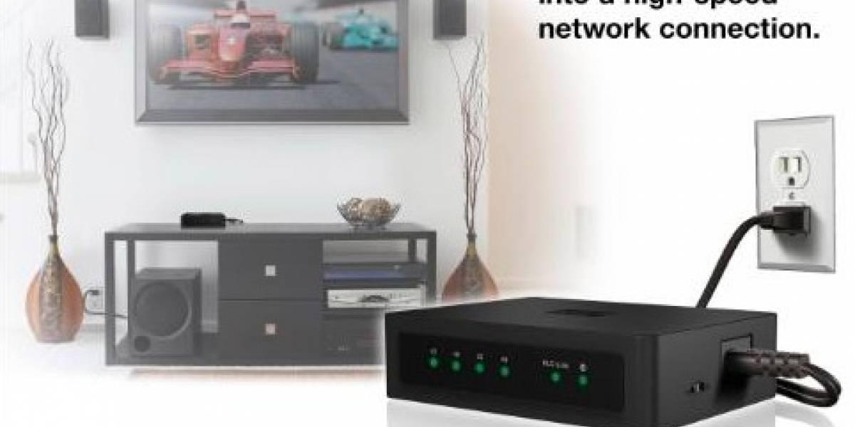 Western Digital presenta su propio dispositivo Homeplug