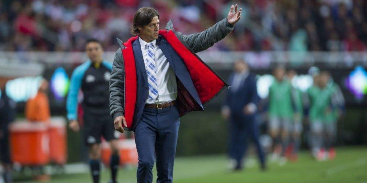 Pese a derrota, Almeyda está satisfecho con funcionamiento de Chivas