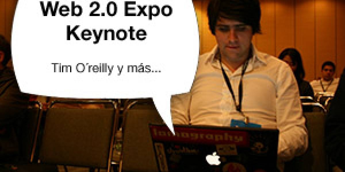 W2X: Keynote de O'Reilly Radar