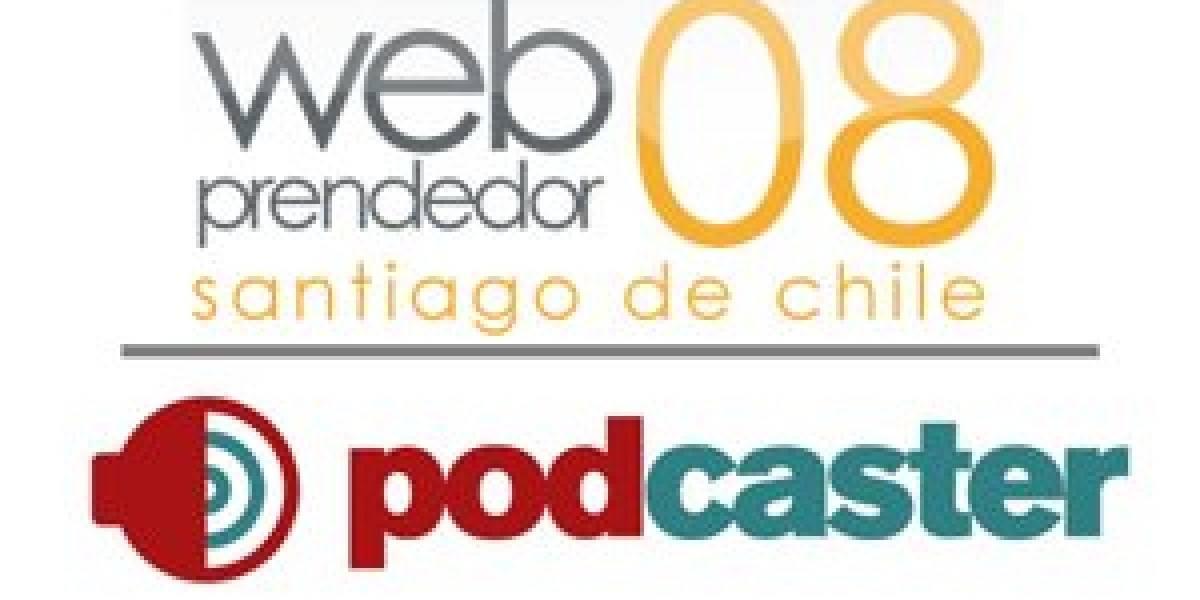 WebPrendedor 2008, ahora en Podcast