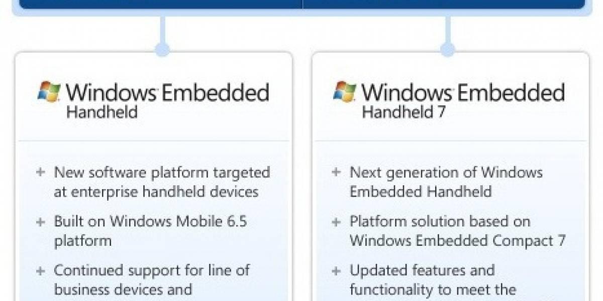 Microsoft lanzará nuevo sistema operativo para móviles